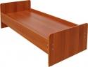 Металлические двухъярусные кровати, кровати для рабочих, низкие цены. - фотография №7
