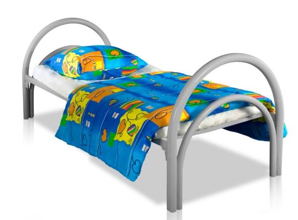 Кровати металлические двухъярусные, кровати для рабочих, кровати оптом
