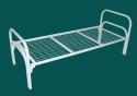 Кровати металлические двухъярусные, кровати для рабочих, кровати оптом - фотография №5