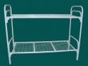 Кровати металлические для лагеря, для гостиницы, оптом. низкие цены. - фотография №6
