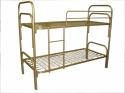 Кровати металлические для лагеря, для гостиницы, оптом. низкие цены. - фотография №2
