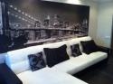 Посуточно стильная квартира в новом доме. большая двухместная джакузи. - фотография №6