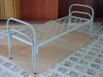 Металлические кровати для пансионатов, кровати армейские, оптом - фотография №3