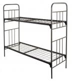 Металлические кровати для общежитий, кровати армейские, кровати оптом - фотография №3