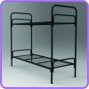 Кровати железные одноярусные для санаториев, кровати дёшево - фотография №2