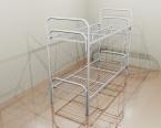 Металлические кровати для общежитий, кровати для интернатов - фотография №2