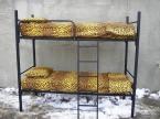 Кровати одноярусные, армейские кровати, кровати эконом - фотография №3