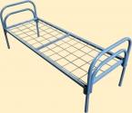 Кровати одноярусные, армейские кровати, кровати эконом - фотография №5