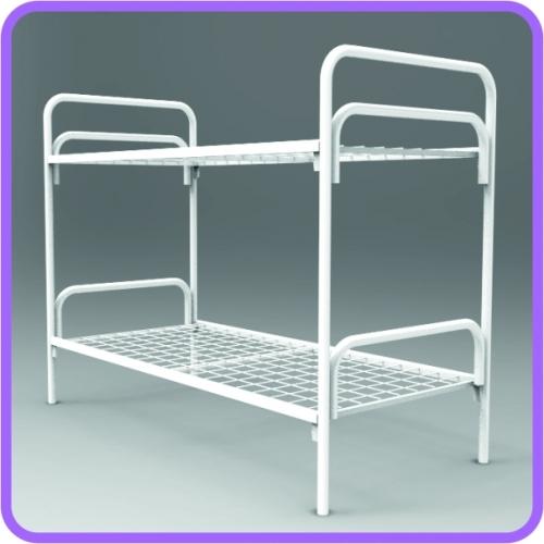 Кровати металлические крупный и мелкий опт, кровати для рабочих бригад