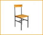 Стулья на металлическом каркасе, стулья изо, стулья армейские, табурет - фотография №7