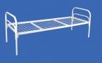 Кровати металлические двухъярусные для казарм, кровати дёшево