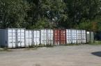Контейнеры, морские, ж/д, металлические, б/у 20, 40фут. - фотография №3