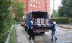 Квартирный переезд с грузчиками в Смоленске - фотография №9