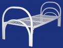 Кровати металлические одноярусные от 750 руб - фотография №2