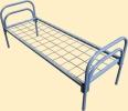Металлические кровати недорого для строителей
