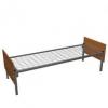 Кровати металлические для студентов, общежитий - фотография №6