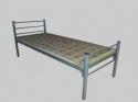 Кровати металлические для студентов, общежитий - фотография №4