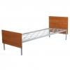 Кровати металлические армейские, кровати для отеля - фотография №5