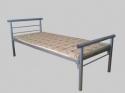 Кровати металлические армейские, кровати для отеля - фотография №2