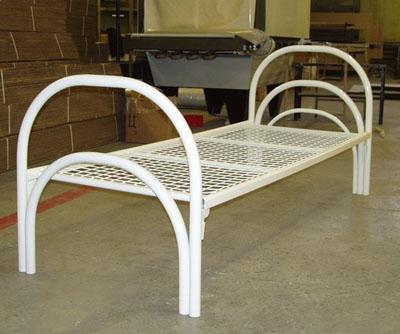 Металлические кровати для домов отдыха, санатория