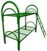 Металлические кровати для домов отдыха, санатория - фотография №6