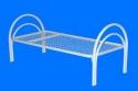 Металлические кровати от производителя для бытовок - фотография №6