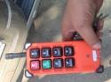 Перевод мостового крана на радио управление с пола